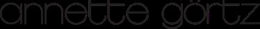 Annette+Görtz_Logo_schwarz logo